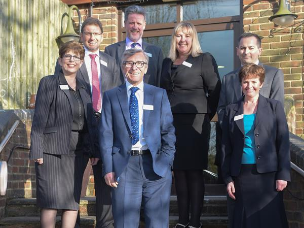Snapped: Bevirs's Reception to Celebrate the Expansion of the Commercial Team