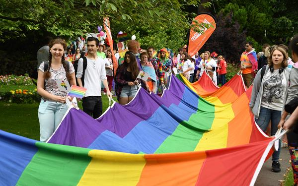 Snapped: Swindon and Wiltshire Pride 2017
