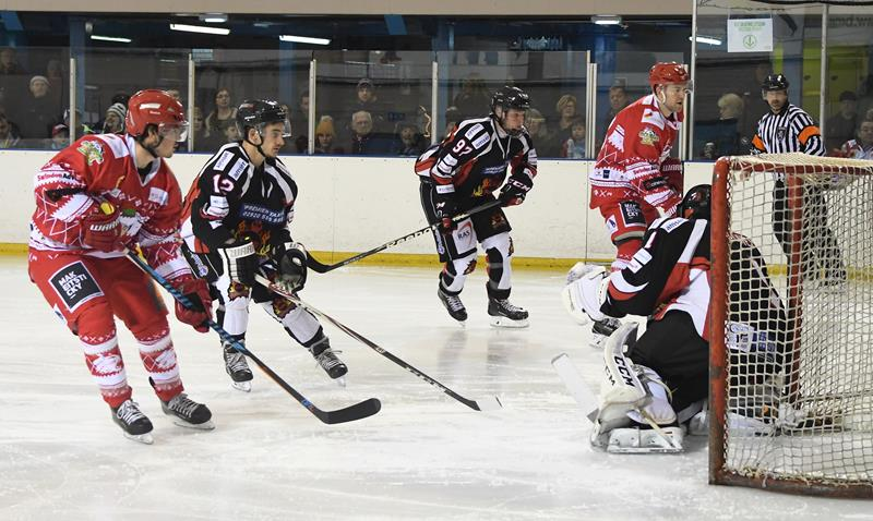 Snapped: Swindon Wildcats v Cardiff Fire