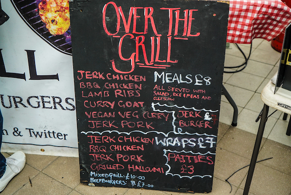 Snapped: Orbital's Eats From the Street