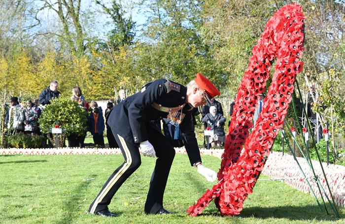 Snapped: Royal Wootton Basset Remembrance 2017