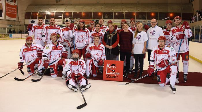 Snapped: SOTS Swindon Wildcats Event