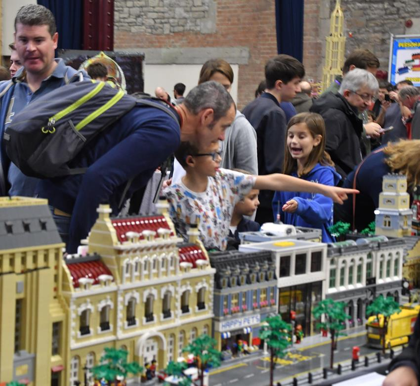 SNAPPED: Great Western Brick Show 2018