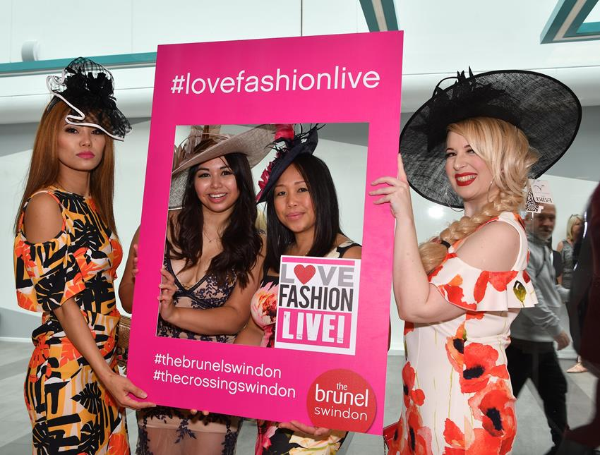 Snapped: LOVE FASHION: LIVE at The Brunel