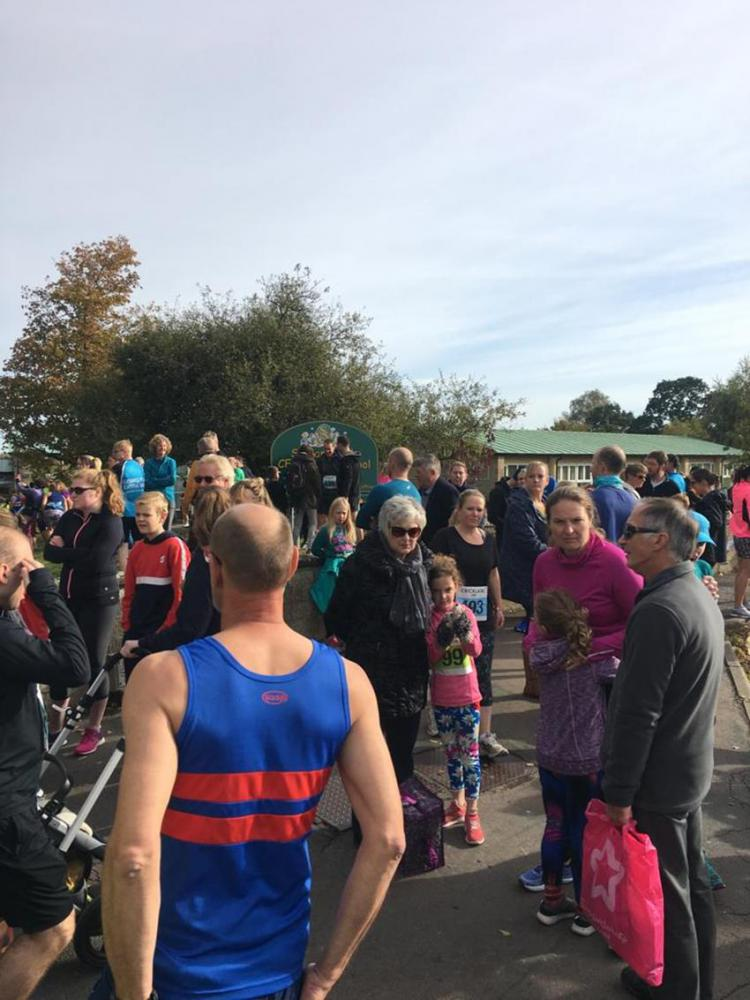 Snapped: Cricklade Half Marathon, 10k and Fun Run 2018