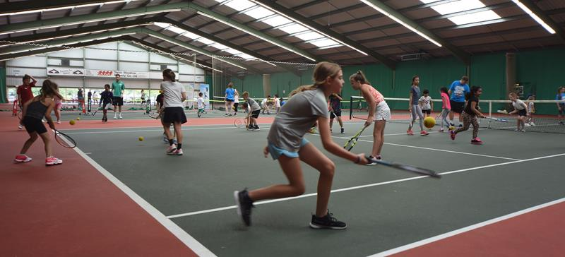 SNAPPED: Tennis for All at Delta Tennis Centre