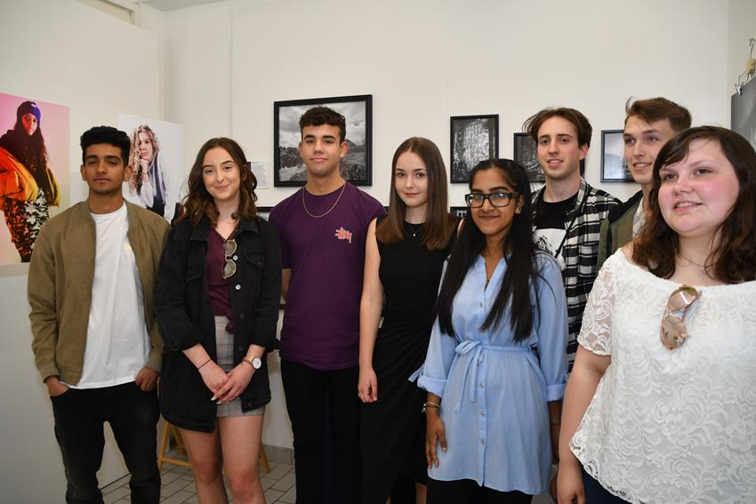 Snapped: New College 'Captured Light' Photography Exhibition