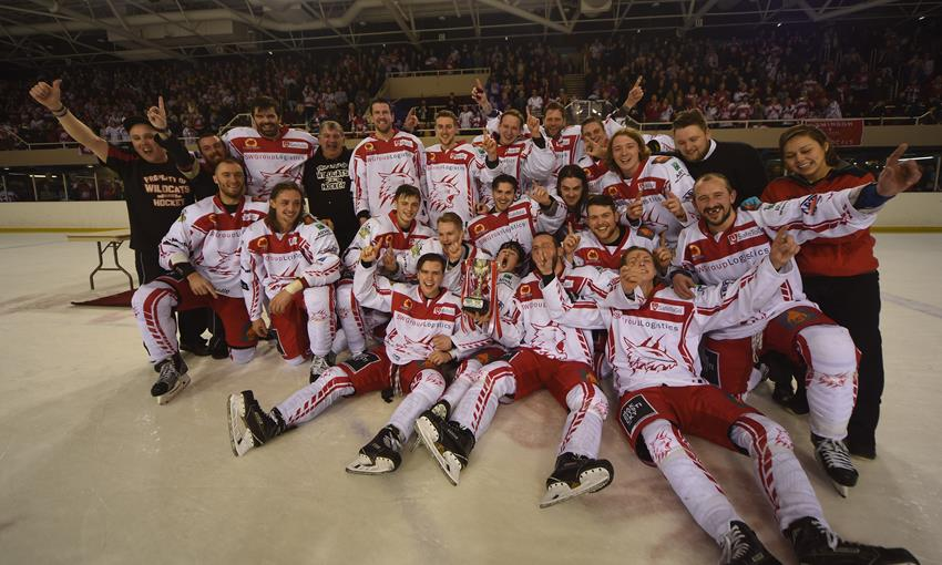 Snapped: Swindon Wildcats v Basingstoke Bison Autumn Trophy Final