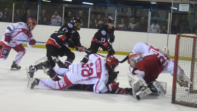 Snapped: Swindon Wildcats v Basingstoke Bison