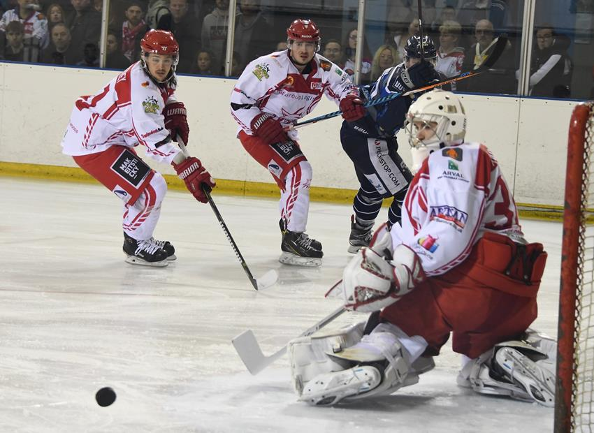 Snapped: Swindon Wildcats v Sheffield Steeldogs
