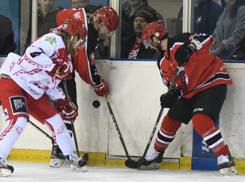 Snapped Swindon Wildcats v Streatham IHC