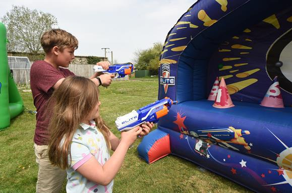 Snapped: Cricklade House Hotel Summer Fair