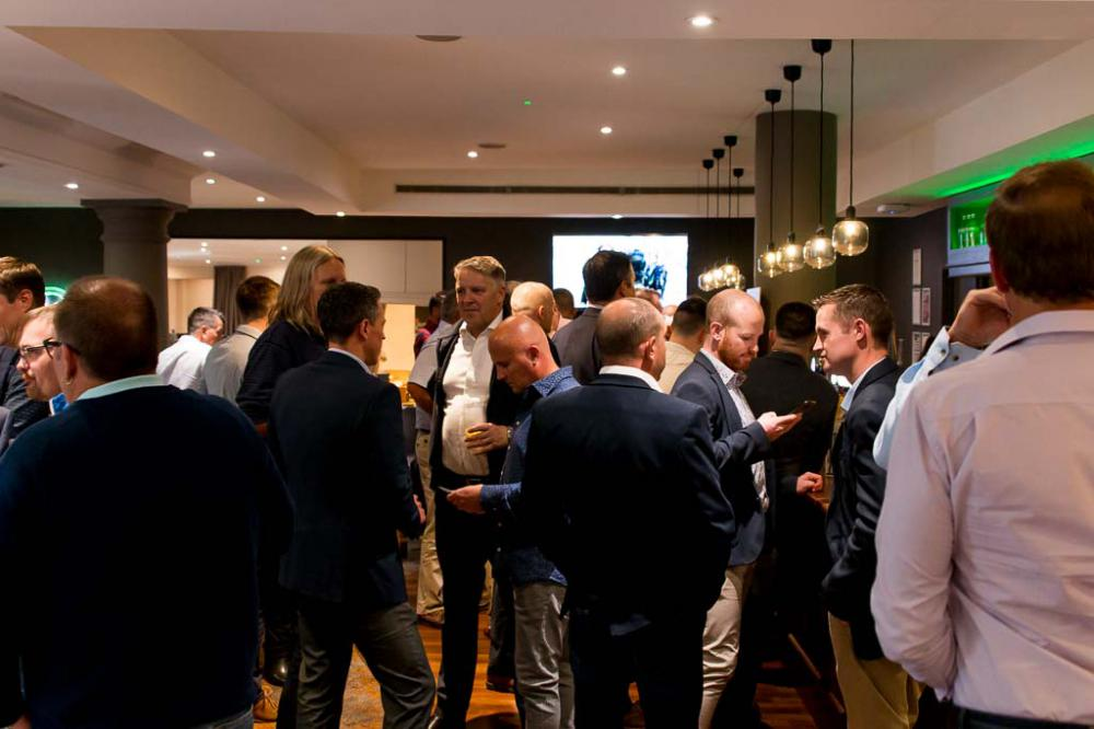 Snapped: Rugby World Cup Preview Dinner