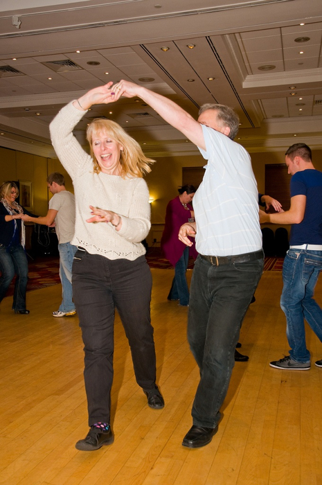 Snapped: Strictly Team Building with Npower
