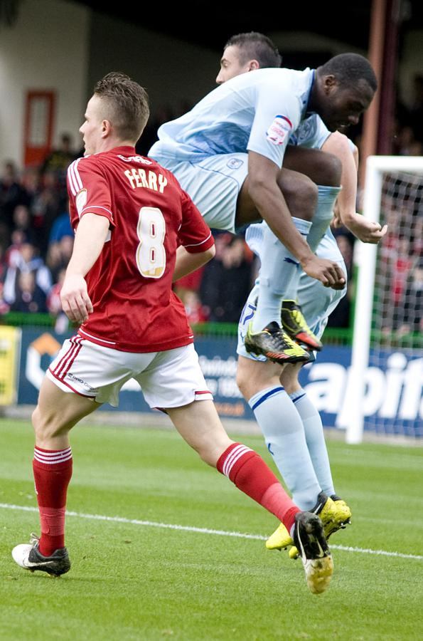Swindon Town 2-2 Coventry City