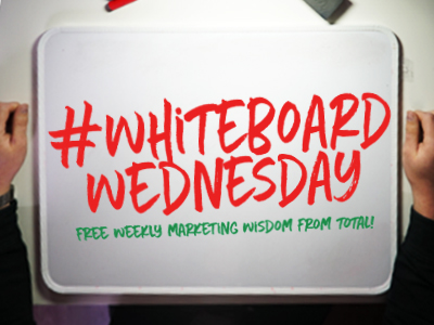 Whiteboard Wednesday 003 | How Often Should I Post to Social Media?