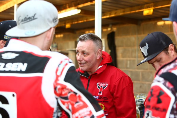 Manager Alun Rossiter's Reaction to Tenth Straight Victory
