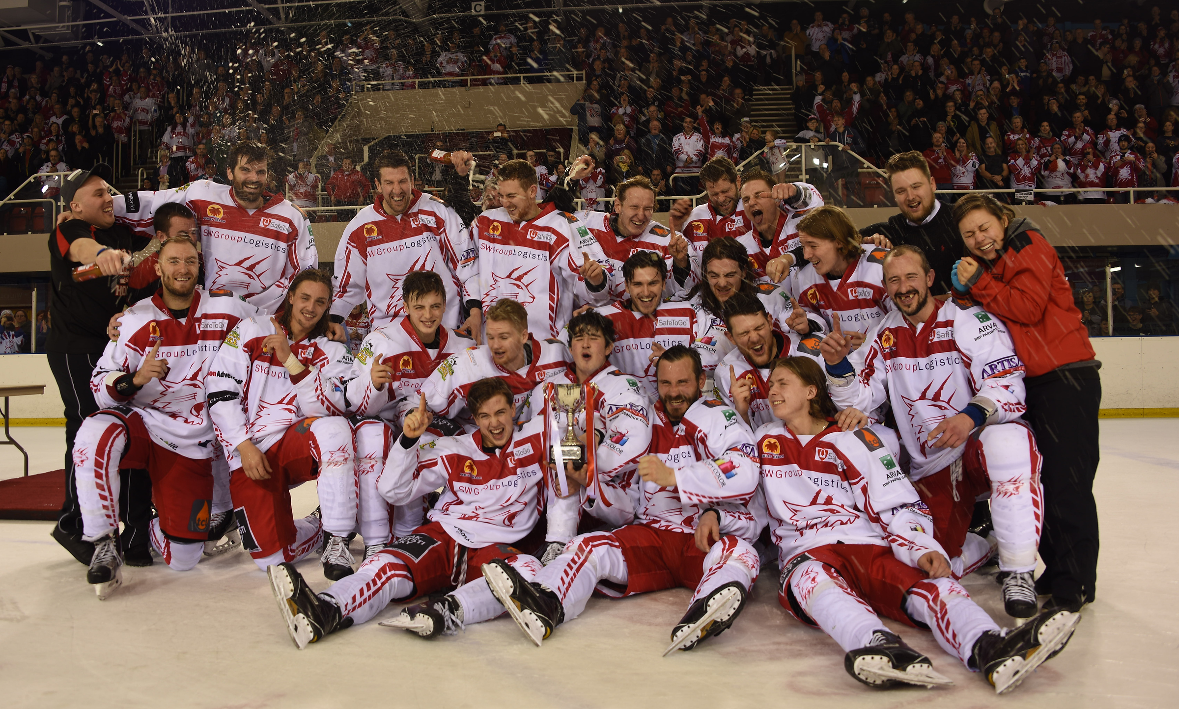 Swindon Wildcats' Successful Winning Weekend in Review