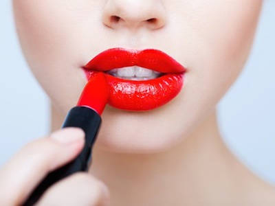 Five Steps to Flawless Red Lips