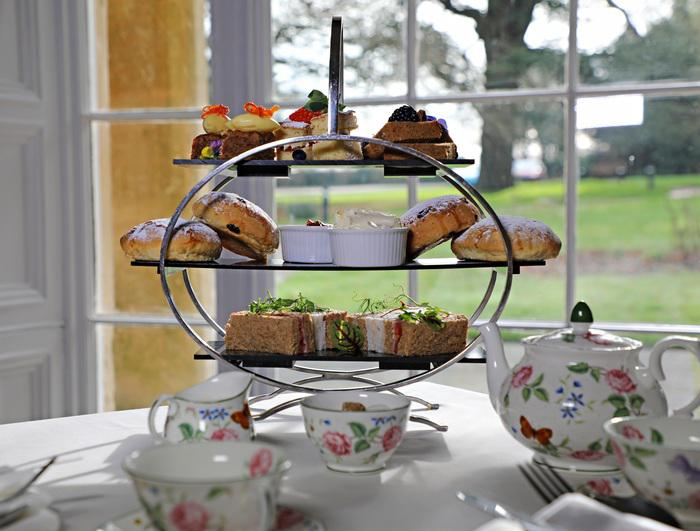 Win a Mid-Week Afternoon Tea for 2 at Chiseldon House Hotel