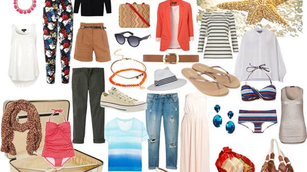 Guest Blogger: How to Pack Light for your Summer Holiday?