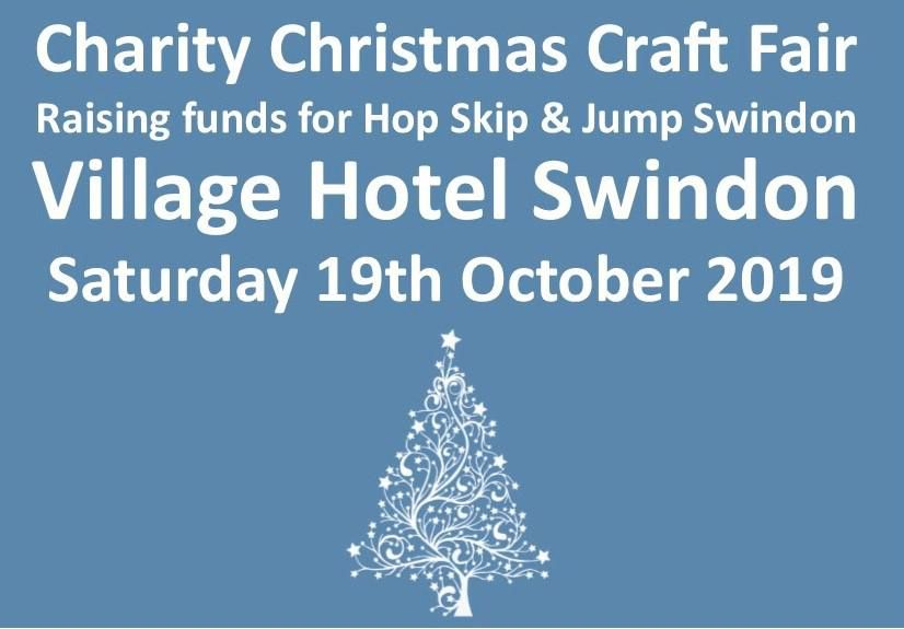 Charity Christmas Craft Fair at Village Hotel swindon