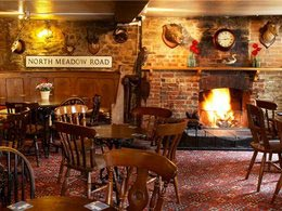 Cosy Pubs in Swindon