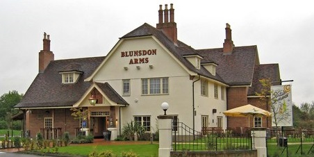 The Blunsdon Arms