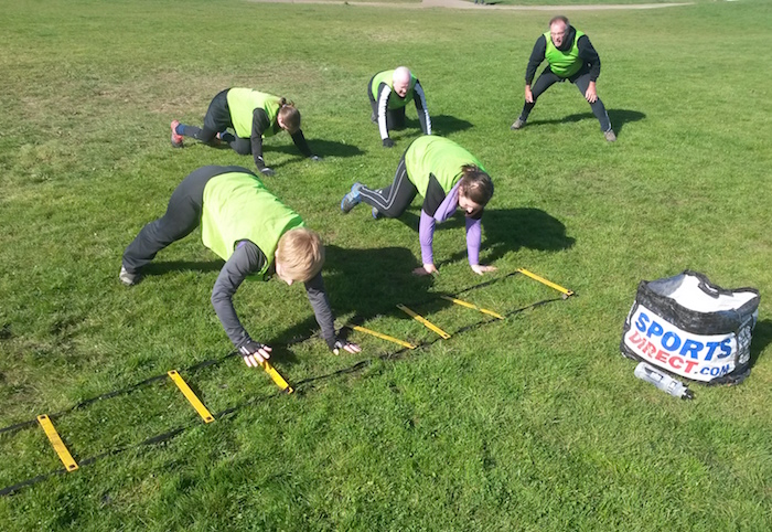 121 Fitness Boot Camp Swindon