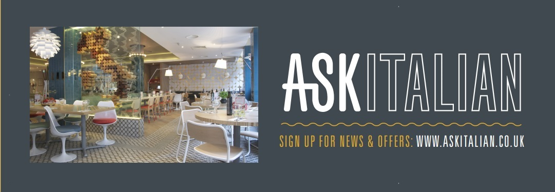 Ask Italian to Open First Restaurant in Swindon