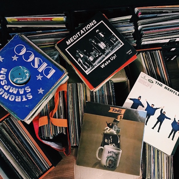 Baila Coffee & Vinyl's Valentine's Day Playlist