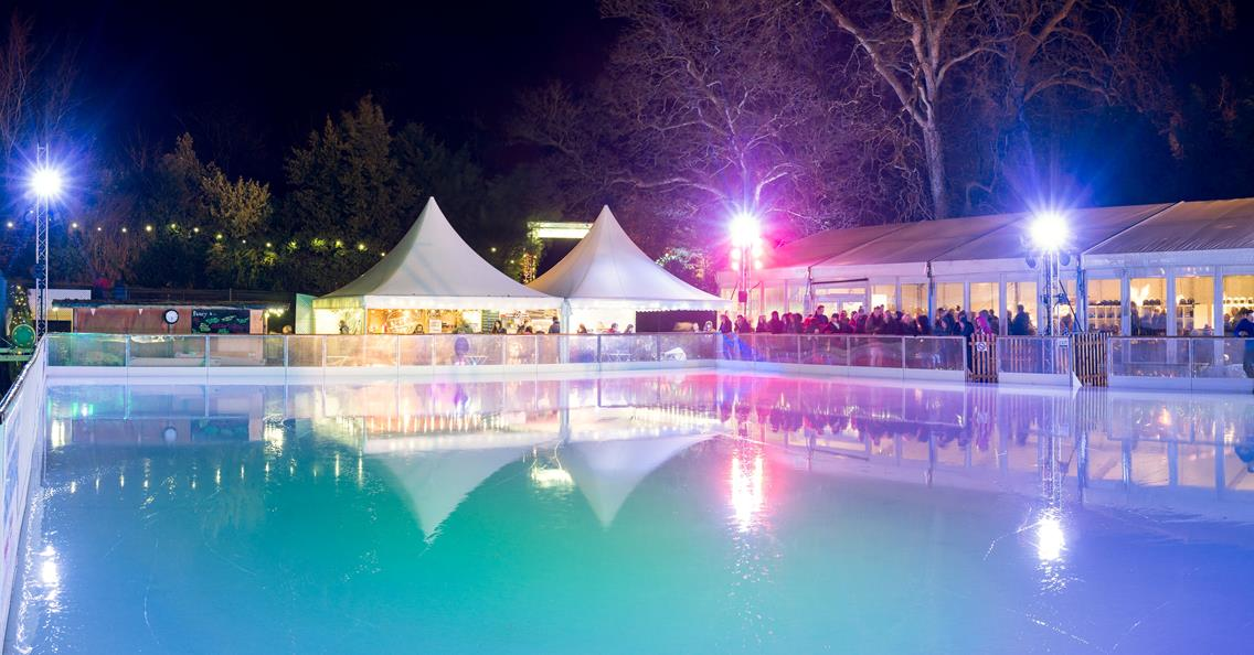 Win a Family Ticket for Bath on Ice!