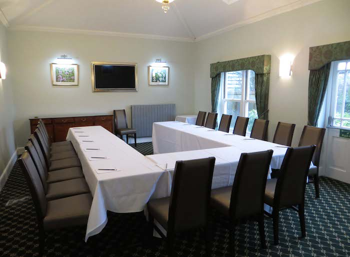 Chiseldon House Hotel Meetings