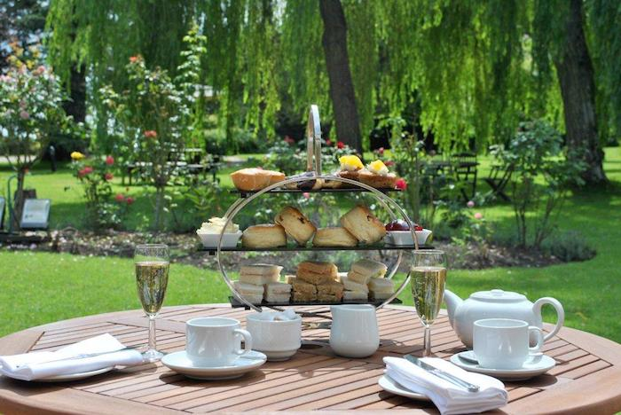 Chiseldon House Hotel Afternoon Tea