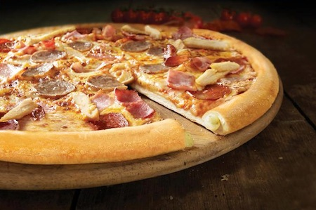 Win a Domino's Father's Day Feast