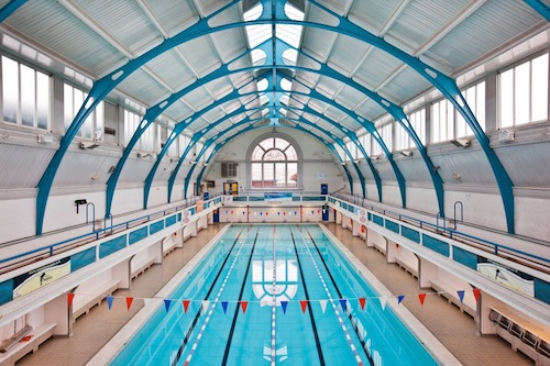 gyms in swindon with swimming pool