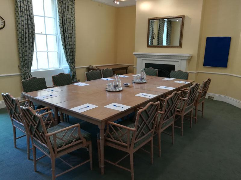 Lydiard House Meetings