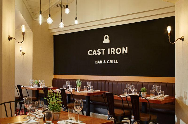 Cast Iron Bar & Grill