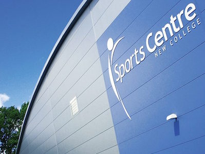 New College Swindon Sports Centre