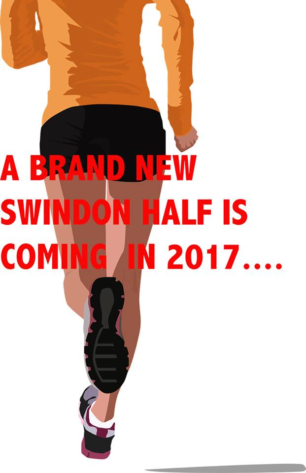 New Swindon Half Marathon Wants Your Input!