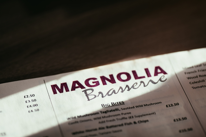 Review: Magnolia Brasserie Sunday Lunch