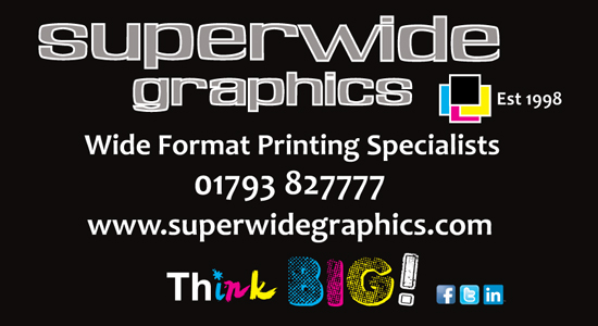 Superwide Graphics Swindon