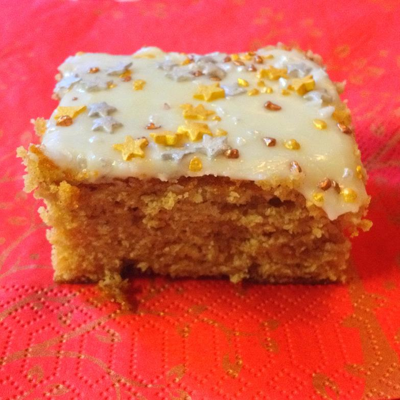 Recipe: Orange Spice Cake