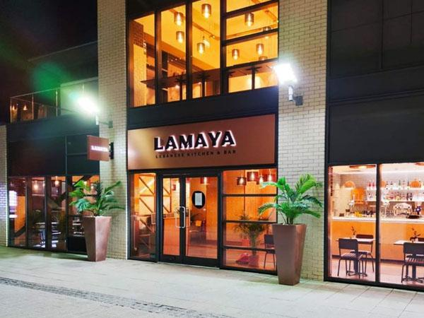Lamaya Lebanese Kitchen & Bar