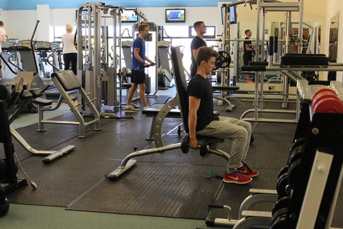 The Wiltshire Hotel Gym