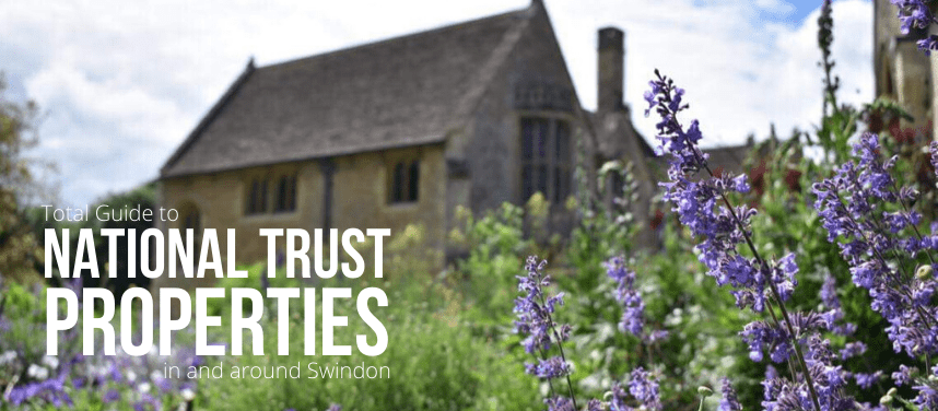National Trust Properties in and around Swindon