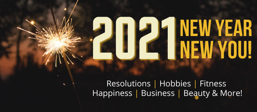 2021 - New Year New You