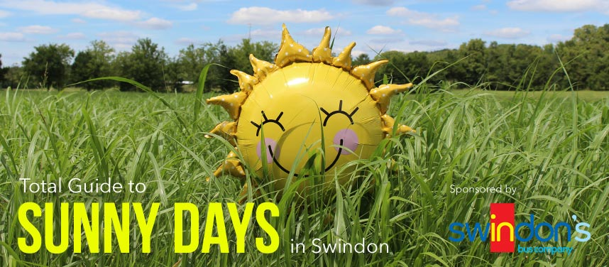 Sunny Days in Swindon | Things to do when it's sunny in Swindon | Summer Activities Swindon
